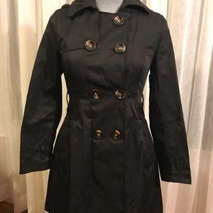 Ladies short Trench Coat